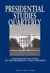 Presidential Studies Quarterly