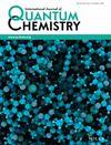 International Journal of Quantum Chemistry (QUA2) cover image