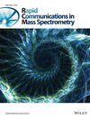 Rapid Communications in Mass Spectrometry (RCM) cover image