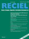 Review of European, Comparative & International Environmental Law (REEL) cover image