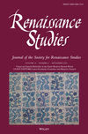 Renaissance Studies (REST) cover image