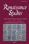 Renaissance Studies (REST) cover image