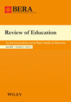Review of Education (REV3) cover image