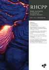 Risk, Hazards & Crisis in Public Policy