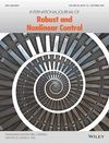 International Journal of Robust and Nonlinear Control (RNC) cover image