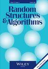 Random Structures & Algorithms (RSA) cover image