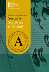 Journal of the Royal Statistical Society: Series A (Statistics in Society) (RSSA) cover image