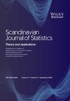 Scandinavian Journal of Statistics (SJOS) cover image