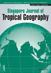 Singapore Journal of Tropical Geography