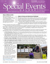 Special Events Galore