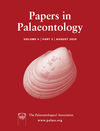 Papers in Palaeontology (SPP2) cover image