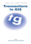 Transactions in GIS