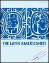 The Latin Americanist (TLA2) cover image