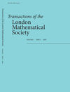 Transactions of the London Mathematical Society (TLM3) cover image