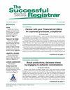 The Successful Registrar (TSR) cover image