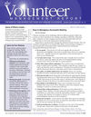 The Volunteer Management Report (VMR) cover image