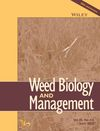 Weed Biology and Management