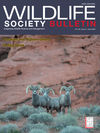 Wildlife Society Bulletin (WSB4) cover image