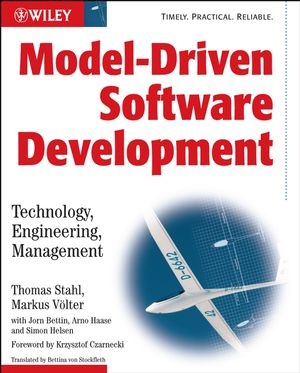 Model-Driven Software Development: Technology, Engineering, Management (0470025700) cover image