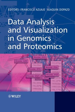 Data Analysis and Visualization in Genomics and Proteomics (0470094400) cover image