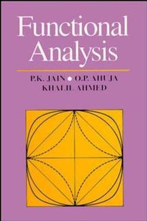 Functional Analysis (0470220600) cover image