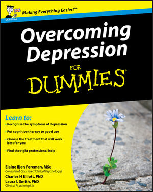 Overcoming Depression For Dummies, UK Edition