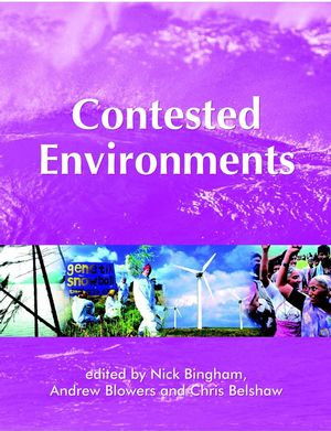 Contested Environments (0470850000) cover image