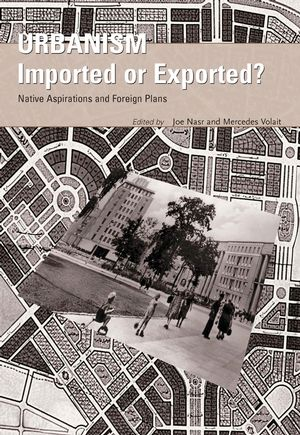 Urbanism: Imported or Exported? (0470851600) cover image