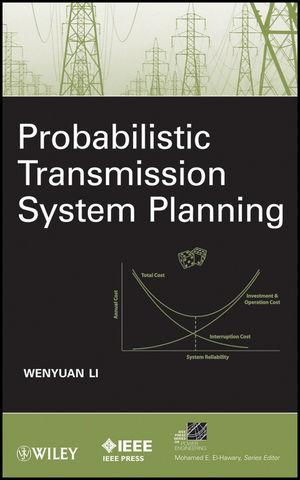 Probabilistic Transmission System Planning (0470934700) cover image
