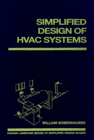 Simplified Design of HVAC Systems (0471532800) cover image