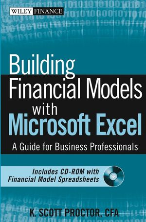 Building Financial Models with Microsoft Excel: A Guide for Business Professionals (0471693200) cover image