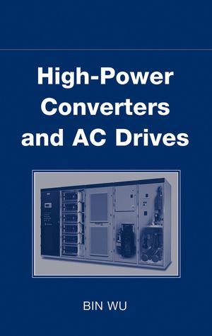 High-Power Converters and AC Drives (0471773700) cover image