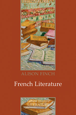 French Literature: A Cultural History (0745628400) cover image