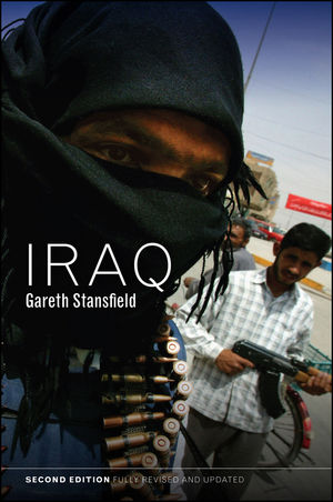 Iraq: People, History, Politics, 2nd Edition (0745649300) cover image