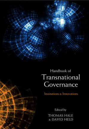 The Handbook of Transnational Governance: Institutions and Innovations (0745650600) cover image