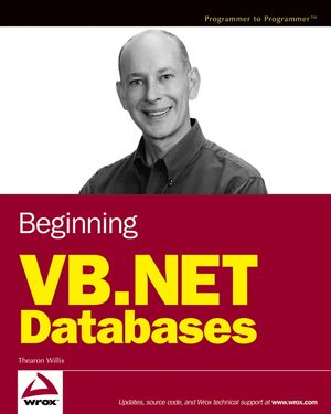 Beginning VB.NET Databases (0764568000) cover image