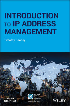 Introduction to IP Address Management (1118073800) cover image
