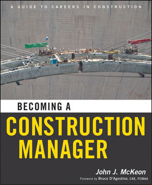 Becoming a Construction Manager (1118130200) cover image