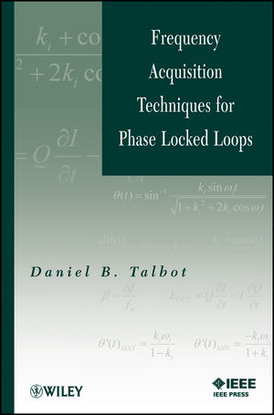 Frequency Acquisition Techniques for Phase Locked Loops (1118168100) cover image