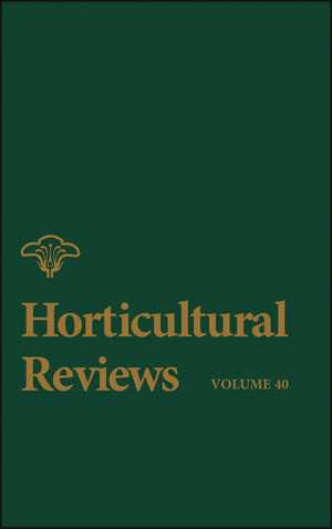 Horticultural Reviews, Volume 40 (1118351800) cover image