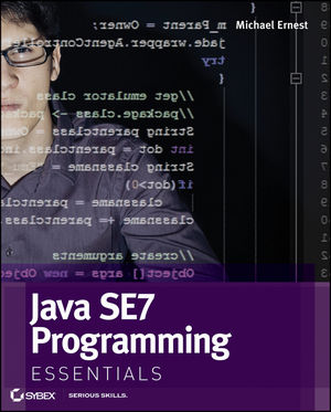 Java SE 7 Programming Essentials (1118359100) cover image