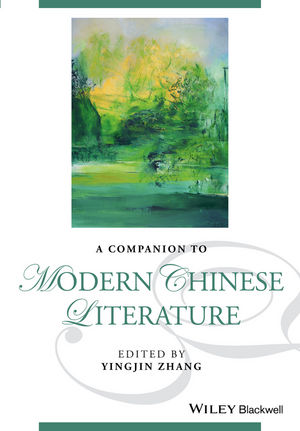 A Companion to Modern Chinese Literature (1118451600) cover image