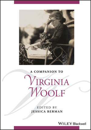 A Companion to Virginia Woolf (1118457900) cover image