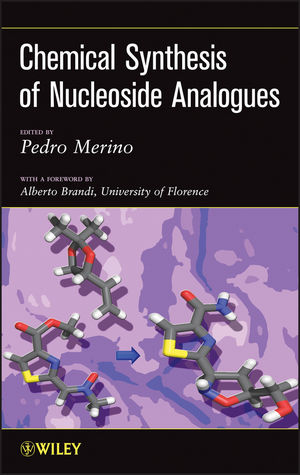 Chemical Synthesis of Nucleoside Analogues (1118498100) cover image