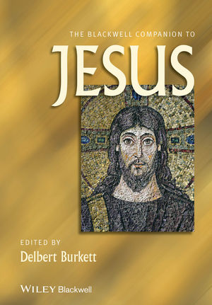 The Blackwell Companion to Jesus (1118724100) cover image