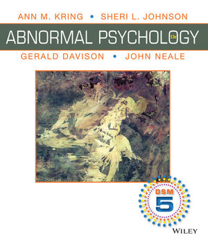 Abnormal Psychology: DSM-5 Update, 12th Edition