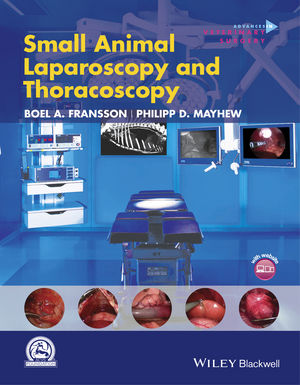 Small Animal Laparoscopy and Thoracoscopy (1118845900) cover image
