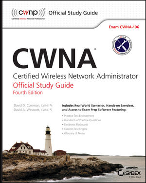 cwna certified wireless network administrator official study guide exam c