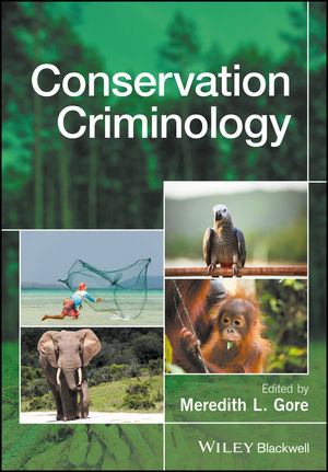 Conservation Criminology (1118935500) cover image