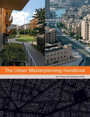 The Urban Masterplanning Handbook (1118942000) cover image